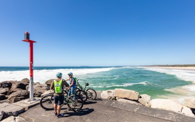 MEMBER OFFER: 25% off Beyond Byron E Bikes for locals until the end of August.