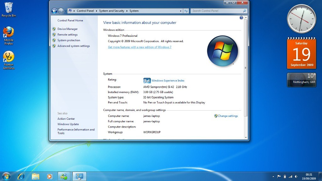 activador de windows 7