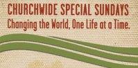 Churchwide Special Sundays