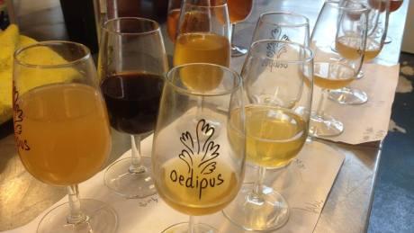 Oedipus Badhuis nieuwe bierbrouwerij en restaurant van Oedipus Brewery op Javaplein in Amsterdam oost