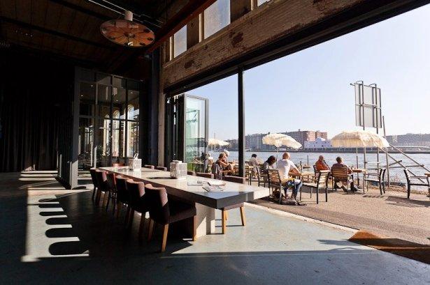 Restaurant Stork Amsterdam Noord