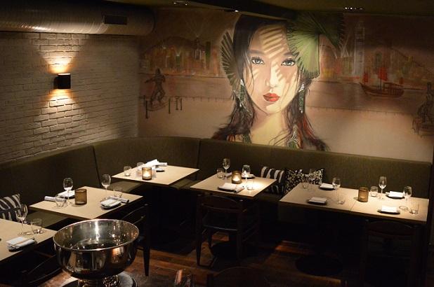 Ron Gastrobar Oriental nieuw restaurant
