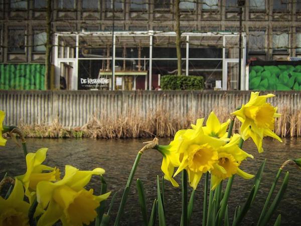 KasKantine Amsterdam Westerpark