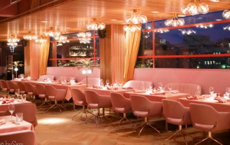 Binnenkijken en proeven bij MamaKelly het eerste roze restaurant