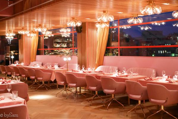 MamaKelly Amsterdam restaurant Olympisch Stadion