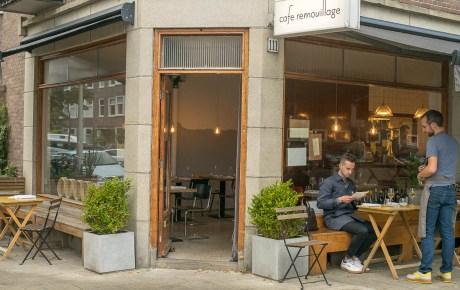 Dinchen, dineren tijdens lunchtijd, is dé trend. Dit zijn de leukste dinchrestaurants van Amsterdam.