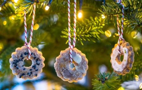 3 recepten voor kerstkransjes. Klassiek en twee keer met een Aziatische twist
