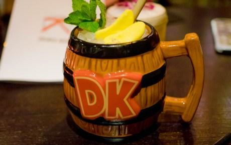 Onwaarschijnlijk goede cocktails en yummie Asian streetfood bij Kampai