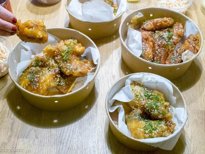 Uncle Lee Amsterdam Korean fried chicken