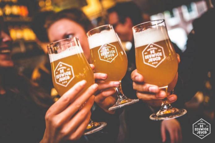 Brouwerij de Eeuwige Jeugd bar Amsterdam Oost