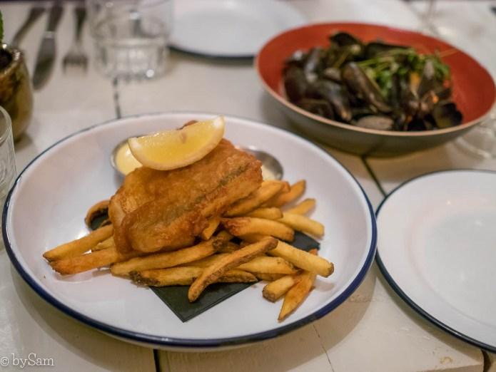 Fyrre Amsterdam visrestaurant Oost