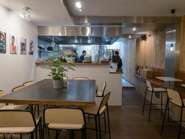 Restaurant Fou Fow Udon Amsterdam