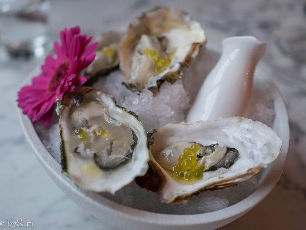 MILK CAFE oesters Amsterdam
