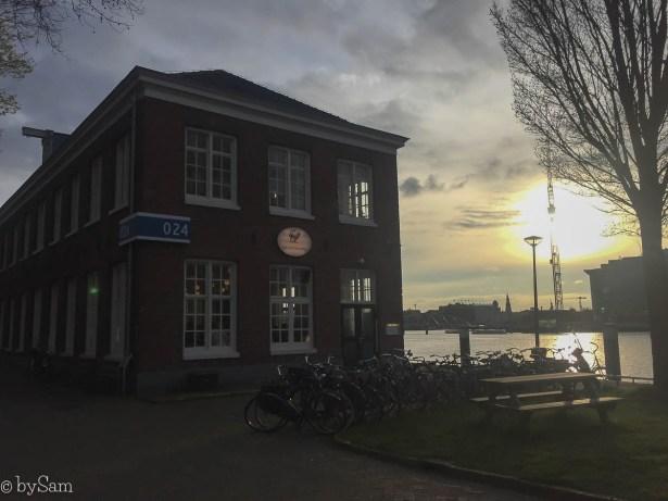 Scheepskameel restaurant Amsterdam Marineterrein