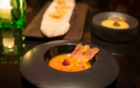 Uit eten op het Rembrandtplein doe je bij The Gaia