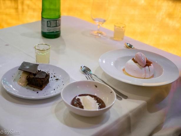 Italiaans eten restaurant La Fiorita Amsterdam