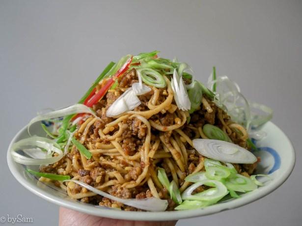 Recept Aziatische pittige noedels