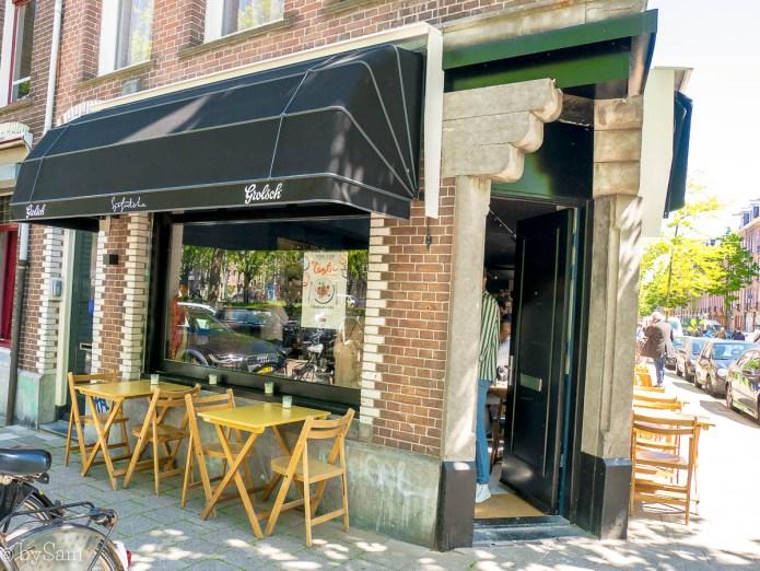 Sjefietshe ceviche restaurant Amsterdam de Pijp