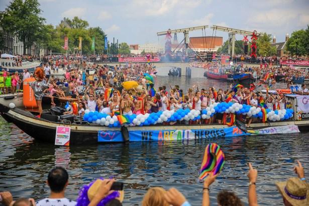 Gay Pride Amsterdam 2019