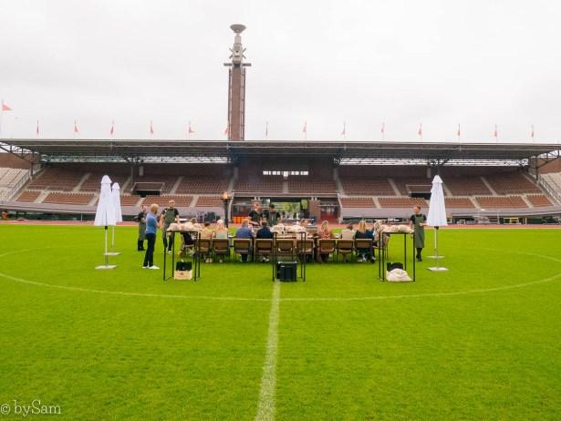 Lancering Restaurant Wils Amsterdam Olympisch Stadion