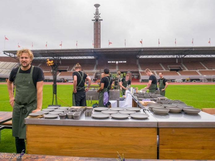 Michelinchef Joris Bijdendijk nieuw restaurant Wils Amsterdam