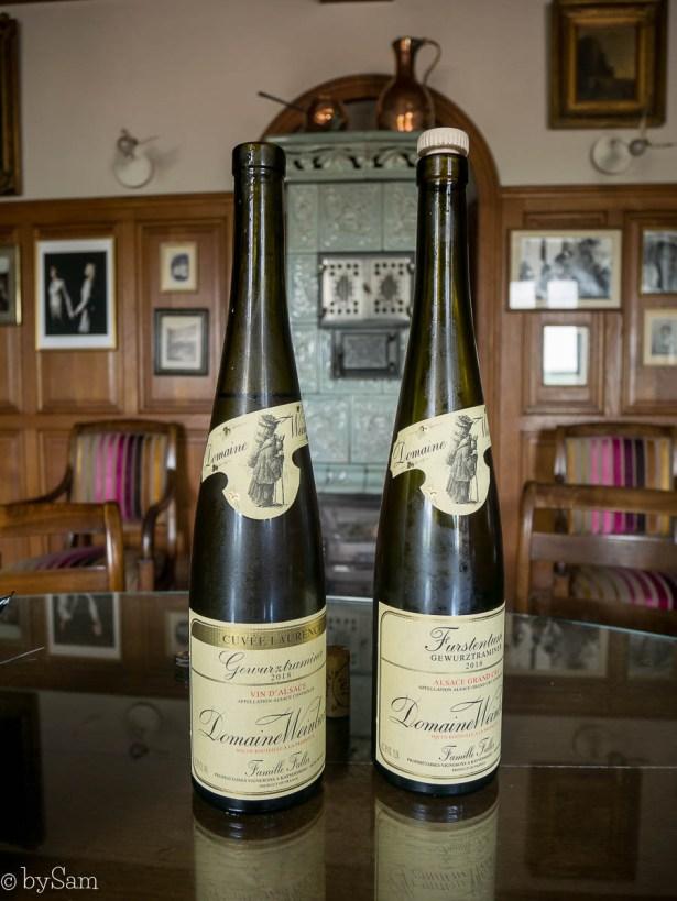 Domaine Weinbach Alsace