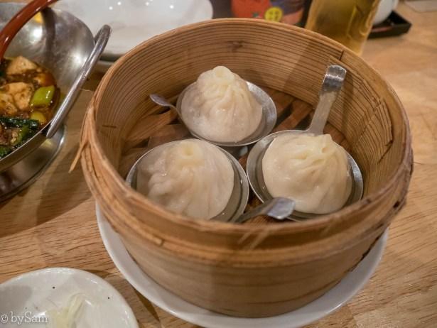Xia long bao Kyoto Restaurant