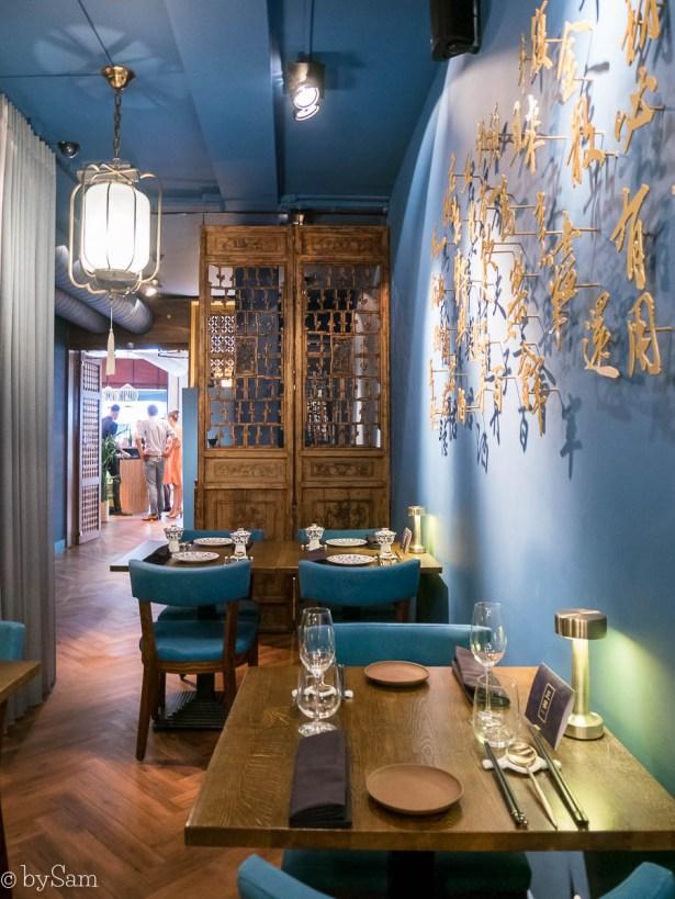 Restaurant Zheng Chinees restaurant Han Li Den Haag
