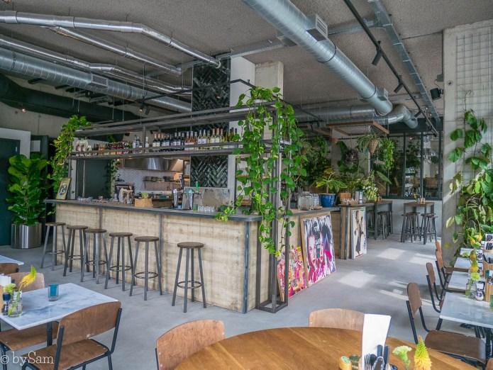 Benji's Bro Amsterdam Nieuw-West bar restaurant