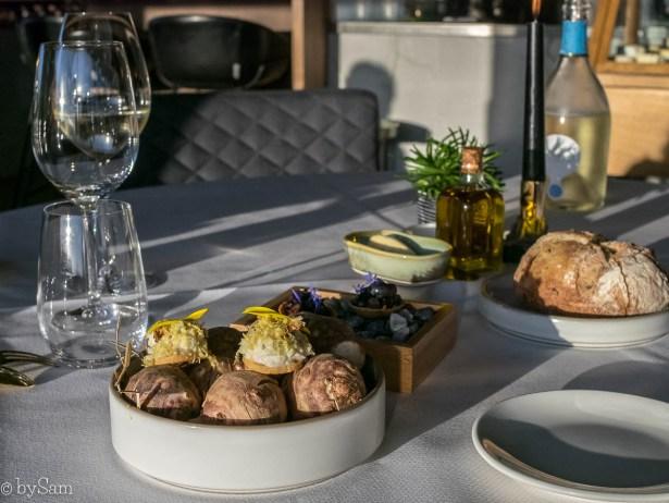 Uit eten in de Houthavens restaurant Lars Amsterdam West