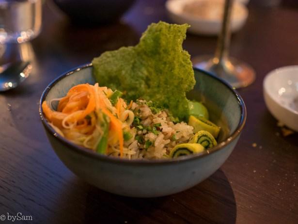 Nasi bij restaurant Edel by Dennis