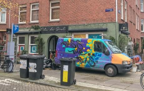 Restaurant Fete de Soul opent binnenkort in de Amsterdamse Pijp