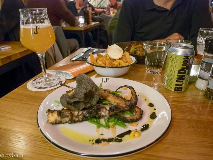 Restaurant Bar IJver Amsterdam Noord