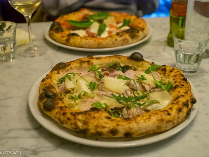 Eatmosfera Amsterdam pizzeria nieuw pizza