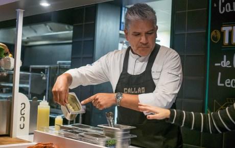 Dit is het ceviche recept van wereldberoemde Peruaanse chef José del Castillo (nr 12 beste restaurant van Latijns-Amerika)