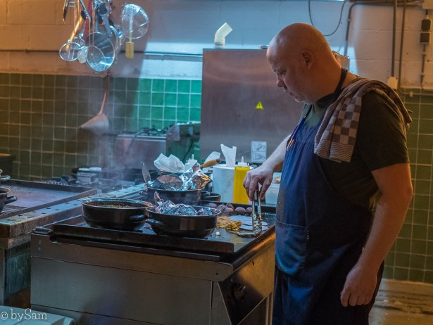 Chef Joachim de Buck Mexicaans restaurant taqueria Bacalar