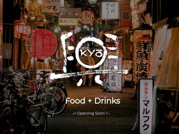Japans restaurant Kyo Amsterdam uit eten