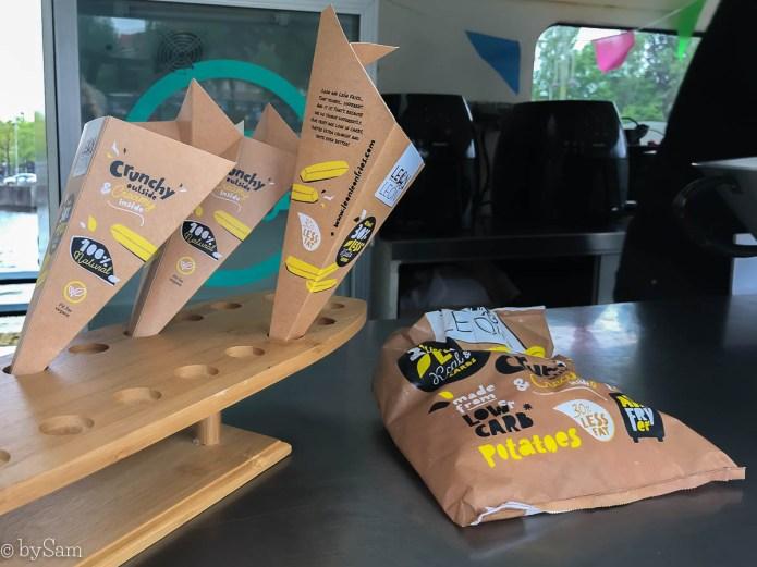 Leon & Leon koolhydraatarme friet airfryer
