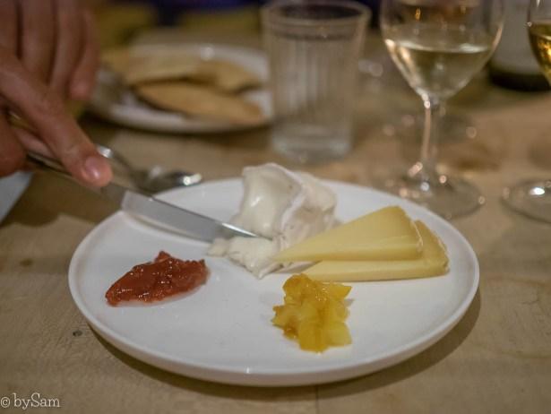 Kaas eten Restaurant Watergang