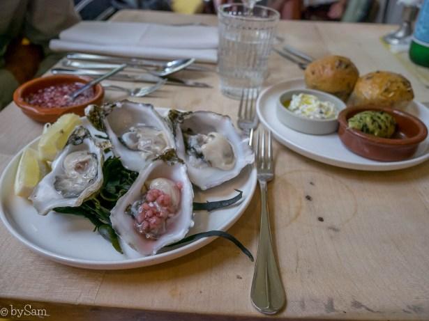 oesters Restaurant Watergang