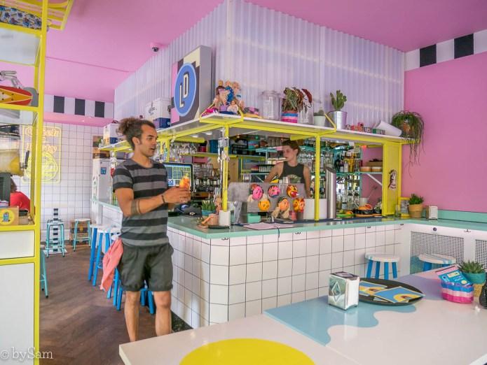 Restaurant Local Dealer Amsterdam Oost