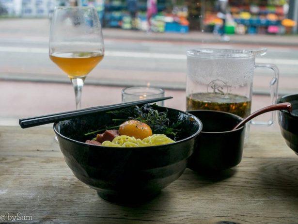 Otemba Ramen Amsterdam Kinkerstraat Japanse noedels eten