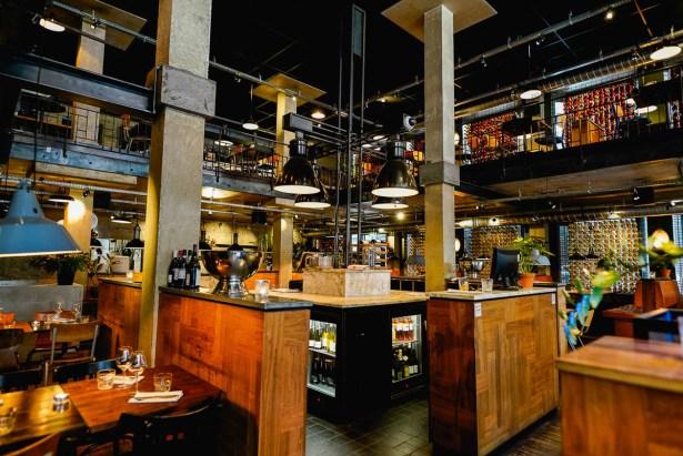 Bar Italia Amsterdam Rokin centrum hotspot cocktails