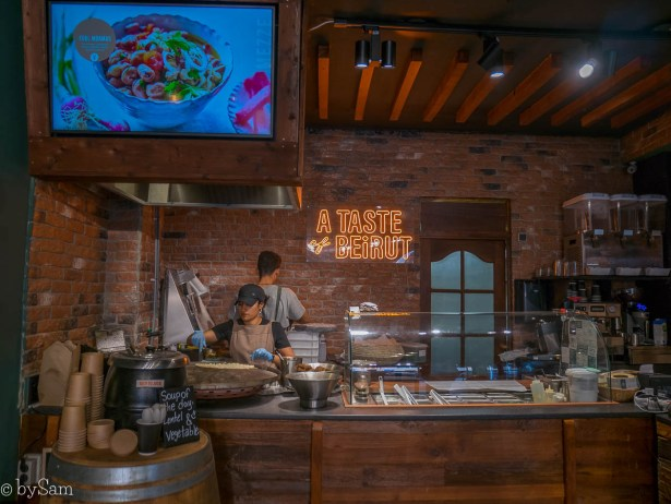 Kalila Amsterdam Oost Libanees afhaal restaurant deli