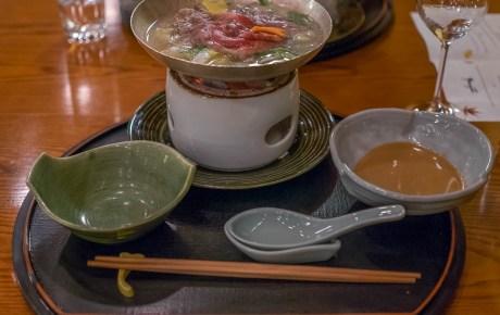 Bij restaurant Yamazato ervaar je het echte Japan in Amsterdam