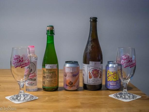 Bierpairing Bar Alt Thuis uit eten