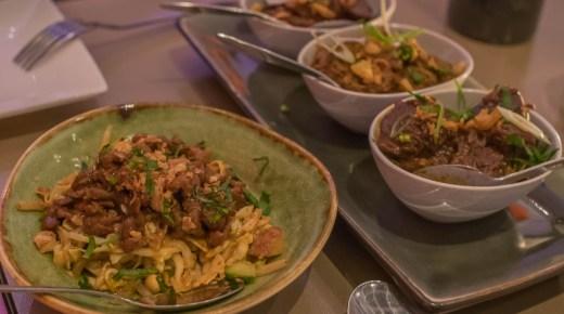 Restaurant MAX verrast met  moderne Indonesische smaken