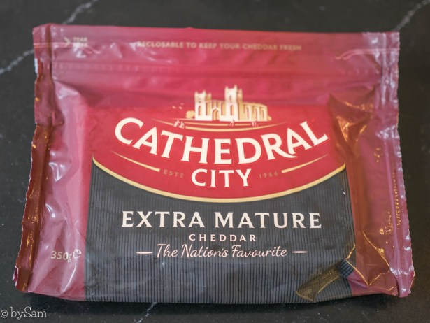 Cathedral city extra mature cheddar kaas