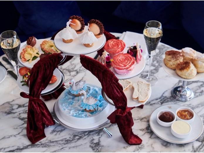 Moederdagtips Waldorf Astoria Afternoon tea 2021