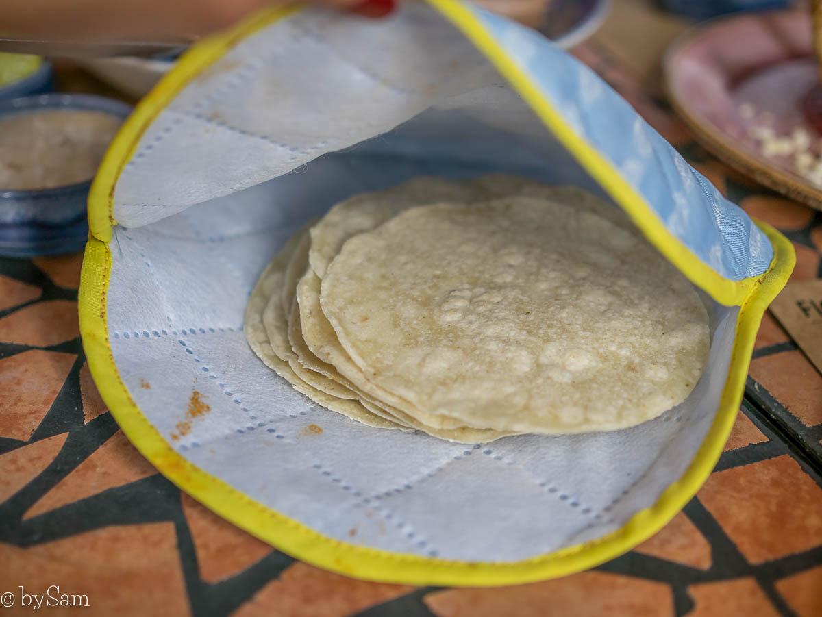 Verse tortillas Taiyari Fiona Amsterdam
